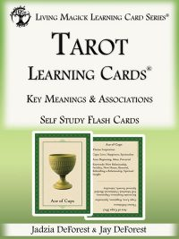 Tarot Learning Cards