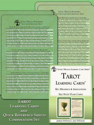 Tarot Learning Cards