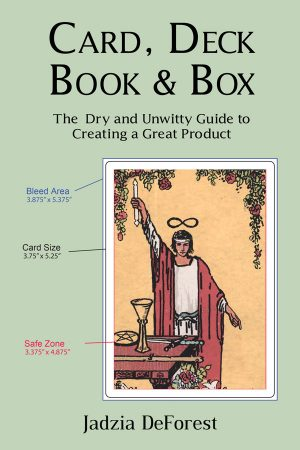 Card, Deck, Book and Box by Jadzia DeForest