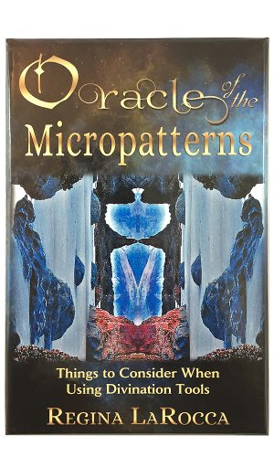 Oracle of the Micropatterns by Regina La Rocca