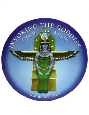 Goddess Oracle Cards by Lisa de St Croix