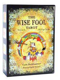 Wise Fool Tarot by Cade Burkhammer